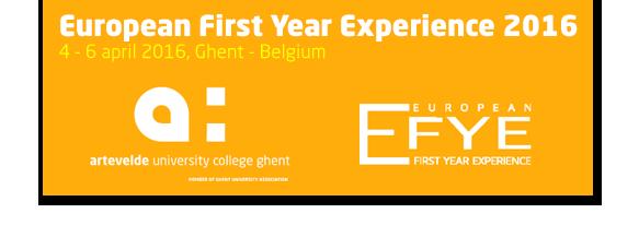 """EFYE Speaker, """"Student Charter"""" 2016"""