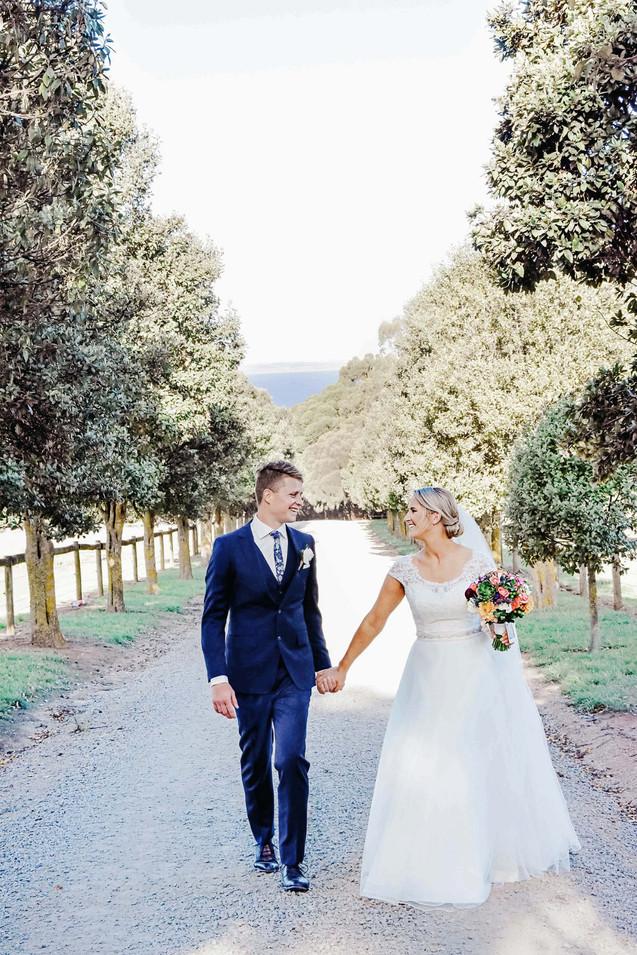 Flinders Wedding