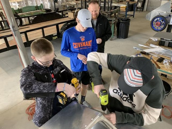 Solar Car Team Update - For the Week of 2/24/2020