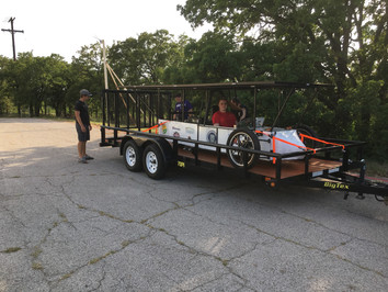 Developing The Trailer Tie Down System