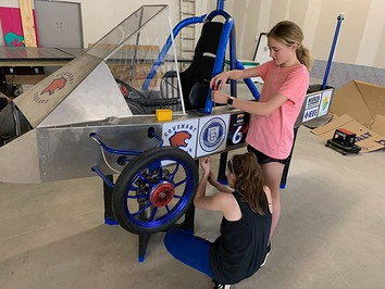 Solar Car Team Update - For the Week of 3/2/2020