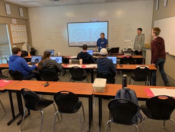 Solar Car Team Update - For the Week of 1/13/2020