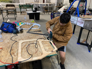Solar Car Team Update - For the Week of 2/2/2020
