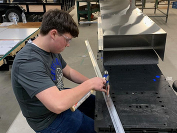 Solar Car Team Update - For the Week of 2/10/2020