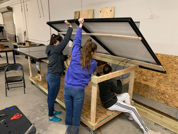 Solar Car Team Update - For the Week of 1/27/2020