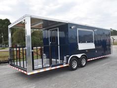 bbq trailer