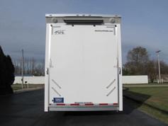 Enclosed Stacker Trailer