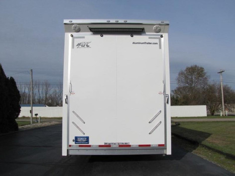 Enclosed Stacker Trailer