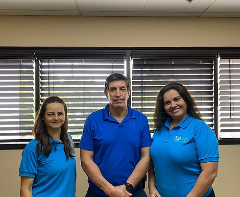 VNJ Cleaning Services team members