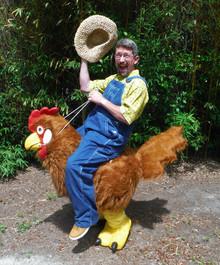 Giant Chicken