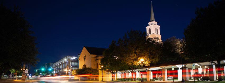 First Baptist Church of Arlington, TX Sun Drywall Project