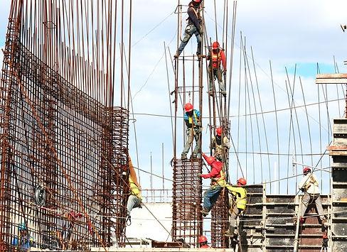 design build workers
