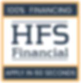 HFS Financing for fiberglass pool