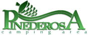 Pinederosa Campground Logo