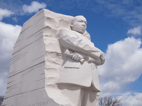 Martin Luther King Memorial Project Source of Pride