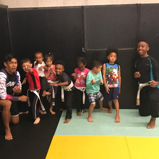 Fort Washington childrens self defense class