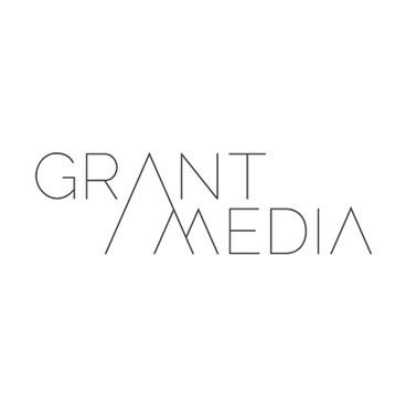 Logo Design by Phantom Eye DEsign - Grant Media