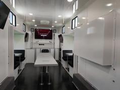 custom trailer interior builder