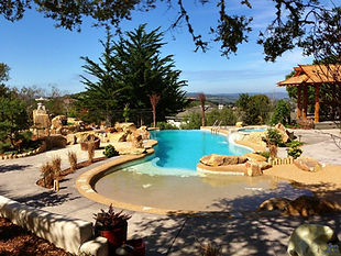 San Juan Fiberglass pool installation