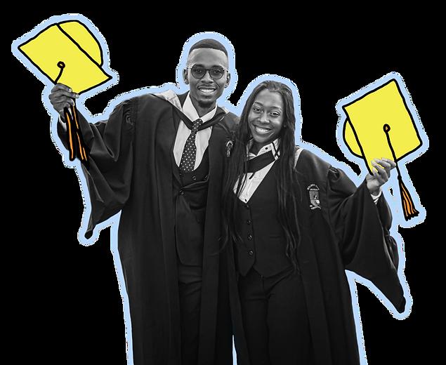 black college students
