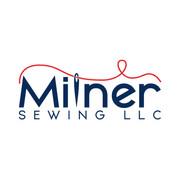 Logo design by Phantom Eye - Milner Sewing LLC