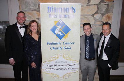 Pediatric Cancer Charity Event