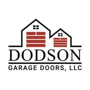 Logo design by Phantom Eye - Dodson Garage Doors