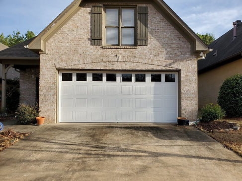 garage door service in Trussville AL