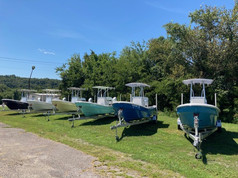 Panga boats and trailer packages
