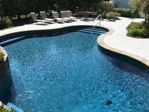 vinyl pool installation hampton GA