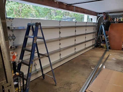 garage door company in Trussville AL