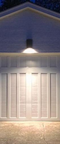 Garage door no windows