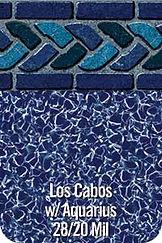 Los Cabos vinyl pool color