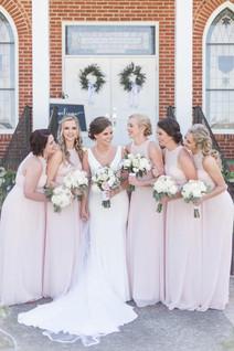 wedding Hair Style by Salon de' Sue