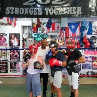 Fort Washington Adult kickboxing