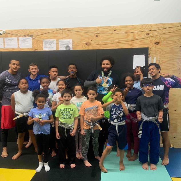 Fort Washington Kids Jiu-jitsu