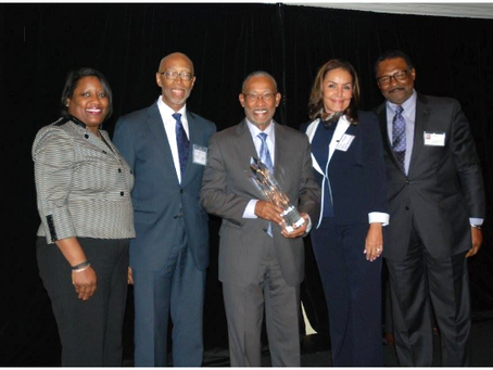 DCI receives 2016 Civil Contractor Diversity Award