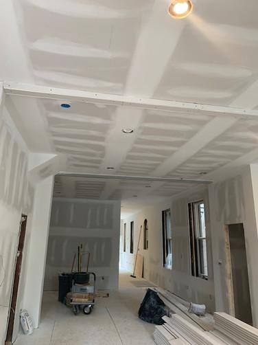 Professional drywall company