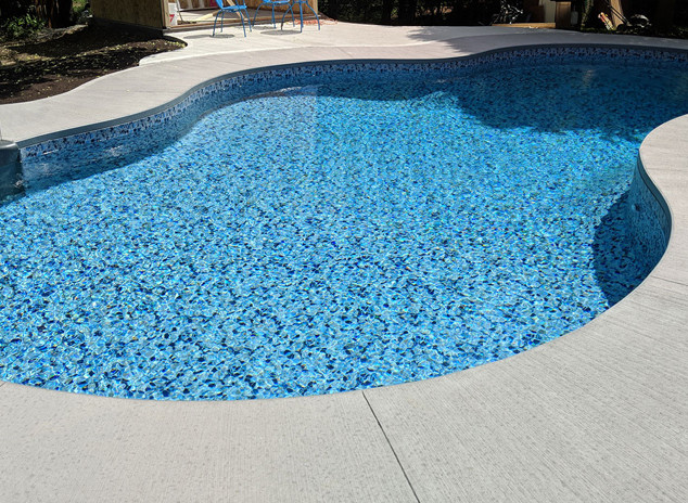 vinyl pool installation