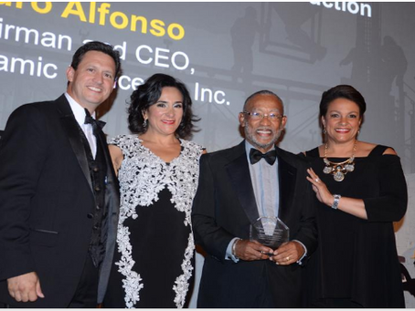 Pedro Alfonso honored at the GWHCC's 40th Annual Gala