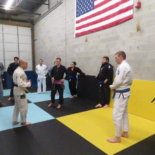 Fort Washington Adult Jiu-Jitsu