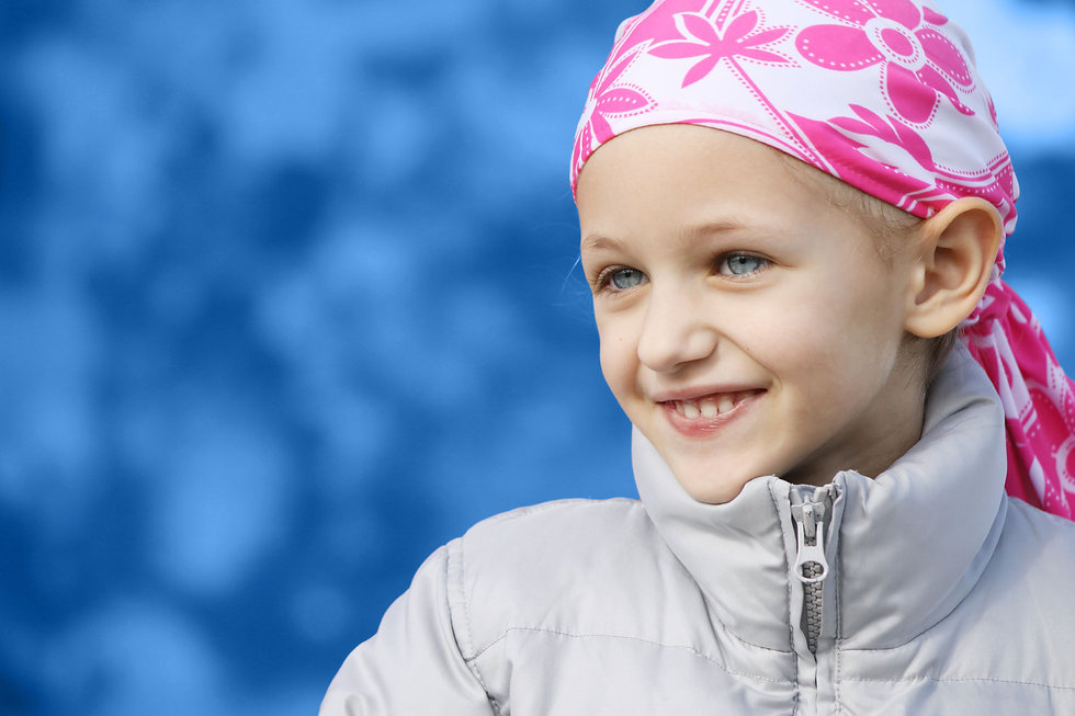 Pediatric cancer patient