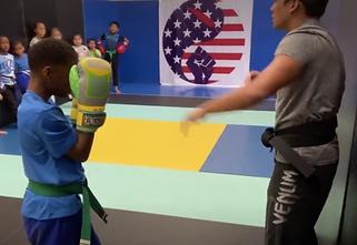 self defense classes