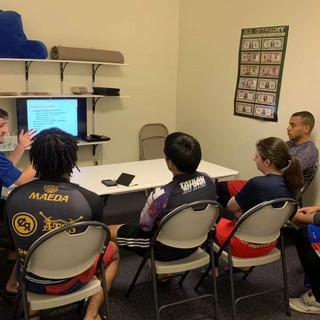 Fort Washington Adult Jiu-Jitsu class