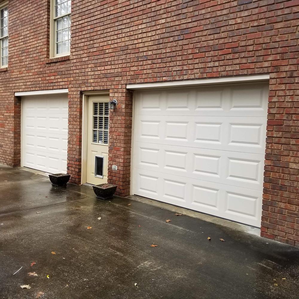 Fixing garage door problems