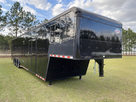 custom trailer build from G2G Trailers
