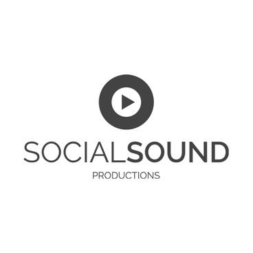 Logo Design by Phantom Eye Design - Social Sound Productions