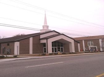 CHARITY MISSIONARY BAPTIST CHURCH