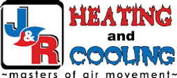 J&R Heating and Cooling, Atlanta, GA logo