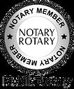 Notary rotary member